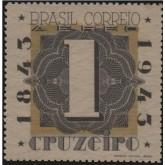 A-48 - Centenário do Selo Postal Brasileiro / BRAPEX II