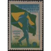 A-76 - 4º Campeonato Mundial de Futebol - Rio de Janeiro