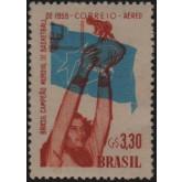 A-87 - Brasil - Campeão Mundial de Bola ao Cesto
