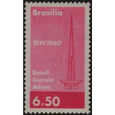 A-95 - Inauguração de Brasília - Nova Capital Federal / Torre de T.V.