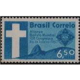 A-98 - Décimo Congresso da Aliança Batista Mundial ( Rio de Janeiro - RJ )