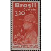 A-99 - Cinqüentenário da Criação do Escotismo no Brasil