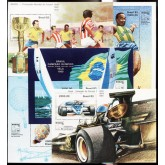 B-058 / 059 / 060 / 061 / 062 - BRASILIANA 83