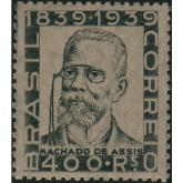 C-152 -  Centenário do Nascimento de Joaquim Maria Machado de Assis