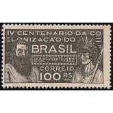 C-042 - 4º Centenário da Fundação de São Vicente
