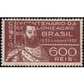 C-044 - 4º Centenário da Fundação de São Vicente