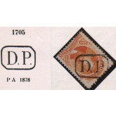 RHM 29 - Com Carimbo P.A. 1705