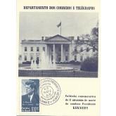 F.O-23 - 2º Aniversário da Morte de J. F. Kennedy