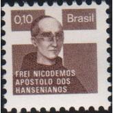 H-18 - Campanha Contra o Mal de Hansen - Frei Nicodemos.