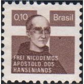 H-19 - Campanha Contra o Mal de Hansen - Frei Nicodemos.