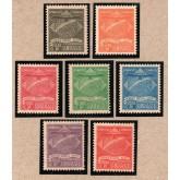 K-1/7 - Condor e Bandeira Estilizados