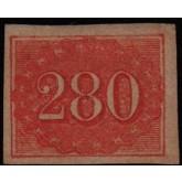 """RHM 21 - 280 Réis - """"Olho-De-Gato"""""""