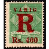 V-4 Taxa de Registro