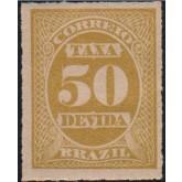 X-12 - 50 Réis - Oliva