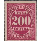 X-13 - 200 Réis - Violeta