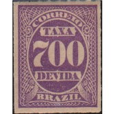 X-16 - 700 Réis  - Violeta