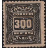 X-32 - 300 Réis - Oliva Escuro