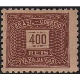 X-46 - 400 Réis - Castanho Violeta