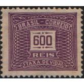 X-71 - 600 Réis - Violeta
