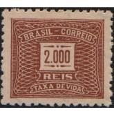 X-88 - 2.000 Réis - Castanho
