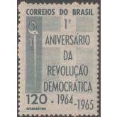 RHM C-523Y - 1º Aniversário da Revolução Democrática