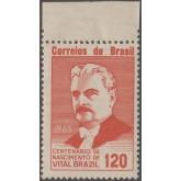 RHM C-524Y - Centenário de Nascimento de Vital Brasil