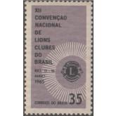 RHM C-527Y - 12ª convenção de Lions Clubes do Brasil