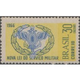 RHM C-553Y - Propaganda da Nova Lei Militar
