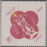 RHM C-576Y - Outorga da Rosa de Ouro a Basílica de N.S. Aparecida