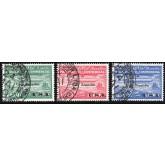 Z-7/9 - Selos para Correspondência aos Estados Unidos