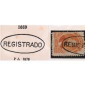 RHM 29 - Com Carimbo P.A. 1669